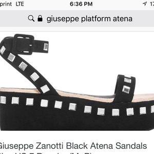 2018 in SAKS Giuseppe Zanotti Sandals